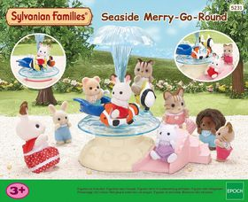 Sylvanian Families Seaside Merry Go-Around