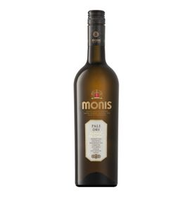 Monis - Pale Dry Traditional Sherry - Case 12 x 750ml