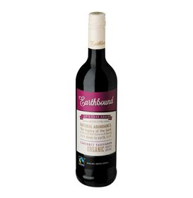 Earthbound - Organic Cabernet Sauvignon - Case 6 x 750ml