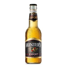 Hunters - Export Cider - Case 24 x 330ml