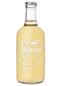 Savanna - Light Cider - Case 24 x 330ml