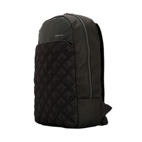 "Kingsons 15.6"" Clutch Backpack - Black"
