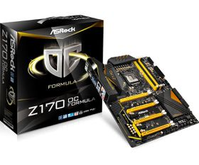 ASRock Intel Z170 OC Formula Motherboard - Socket 1151