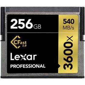 Lexar 256GB Professional CFast Card