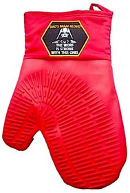 Lovehomestuff - Star Wars - Silicone Dad's Oven Glove Branded