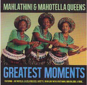 Mahlathini & Mahotella Queen - The Greatest Moments (CD)