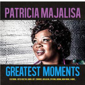 Patricia Majalisa - The Greatest Moments (CD)