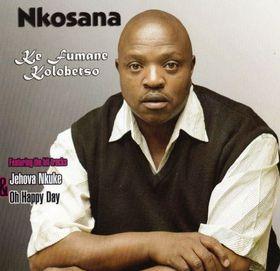 Nkosana - Ke Fumane Kolobetso (DVD)