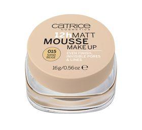 Catrice 12h Matt Mousse Make Up 015 Beige