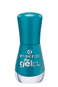 Essence The Gel Nail Polish 64 Blue