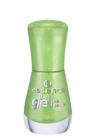 Essence The Gel Nail Polish 65 Green