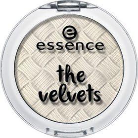 Essence The Velvets Eyeshadow 01 White