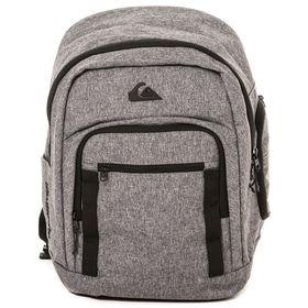 Quiksilver Schoolie Backpack - Light Grey Heather