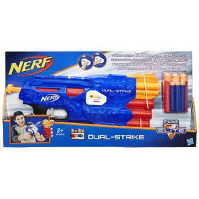 Nerf Dual Strike - Iso Version