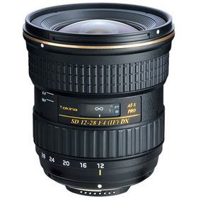 Tokina 12-28mm f4.0 AT-X Pro APS-C Lens
