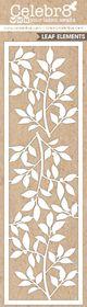 Celebr8 Matt Board Lanki - Leaf Vine