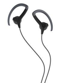 SkullCandy Chops Bud Sports Earphones - Gray & Black