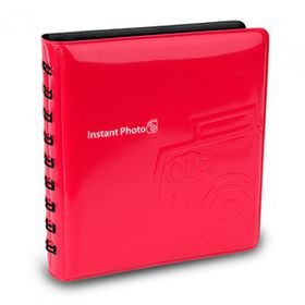Fujifilm Instax Mini Photo Album - Red