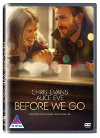 Before We Go (DVD)