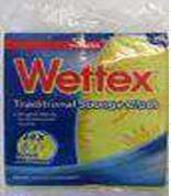 Vileda - Dry Sponge Cloth and Wette x
