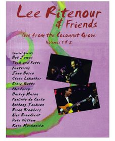 Lee Ritenour - Live From Coconut Grove (DVD)