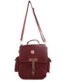 G7 WW2 Messenger Bag 36cm - Mulberry