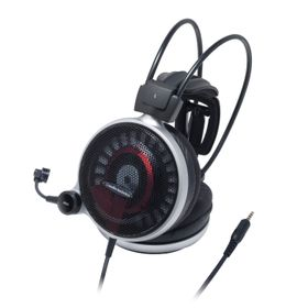 Audio Technica Open Back Gaming Headset with Mic