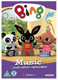 Bing: Music... And Other Episodes (DVD)