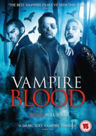 Vampire Blood (DVD)