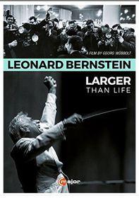 Leonard Bernstein: Larger Than Life (DVD)