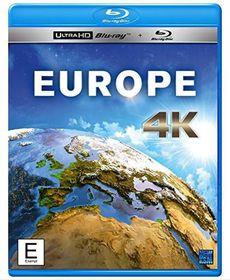 Europe (4K Blu-ray)