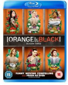 Orange Is the New Black: Season 3 (Blu-Ray)