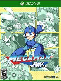 Mega Man Legacy Collection  (Xbox One)