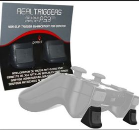 Real Triggers Non Slip Trigger Enhancements (PS3)