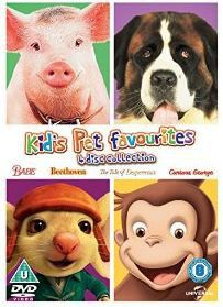 Kids' Favourite Pets Collection (DVD)