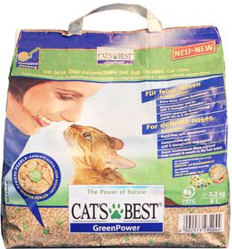 Cat's Best - Green Power - 3.2kg