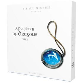 Time Stories Prophecy of the Dragons