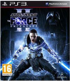 Star Wars: The Force Unleashed II (Inc. 16 Page Comic & Jedi Mind Trick Unlock) (PS3)