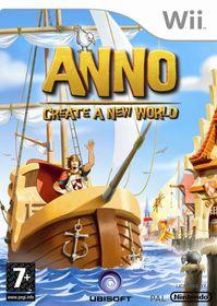 Anno: Create a New World (AKA Anno: Dawn of Discovery) (Wii)