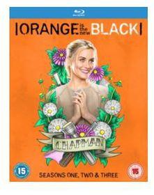 Orange Is the New Black: Seasons One, Two & Three (Blu-Ray)