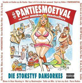 Stokstyf Dansorkes - Pantiesmoetval (CD)