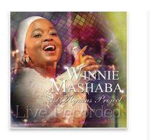 Winnie Mashaba- 1ST Hymns Project  (DVD)