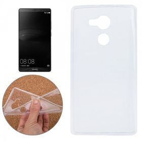 Tuff-Luv TPU Gel Case for Huawei Ascend Mate 8 - Clear