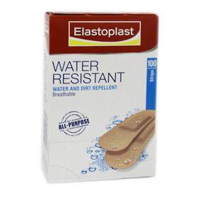Elastoplast Water Resistant - 100's