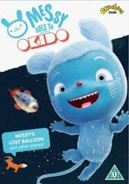 Messy Goes to Okido: Messy's Lost Balloon and Other Stories (DVD)