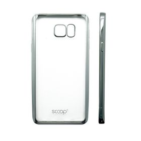 Scoop Lunar Case for Samsung Note 5 - Silver
