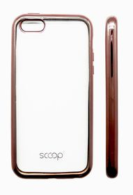 Scoop Lunar Case for iPhone 6 - Rose Gold