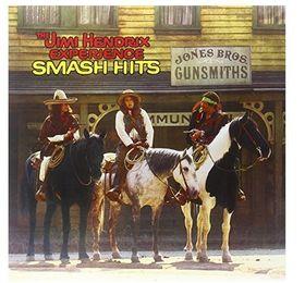 The Jimi Hendrix Experience - Smash Hits (Vinyl)