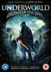 Underworld - Legend of the Jinn (DVD)
