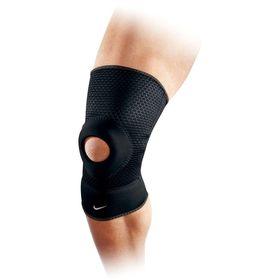 Mens Nike Pro Combat Open Patella Knee Sleeve 2.0 (Size: L)